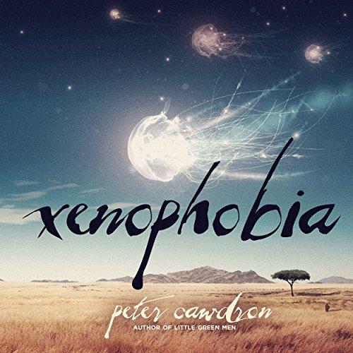 Xenophobia audiobook cover art