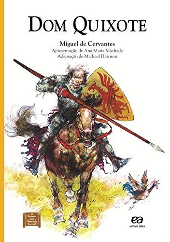 Dom Quixote Tesouro Juvenil