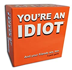 A great gift idea for friends, your brother, or any other idiot adult you know (Need a white elephant gift for an office party?) Ages 17+, not for kids, NSFW, and not recommended for the easily-offended Another adult party game by the makers of Drawi...