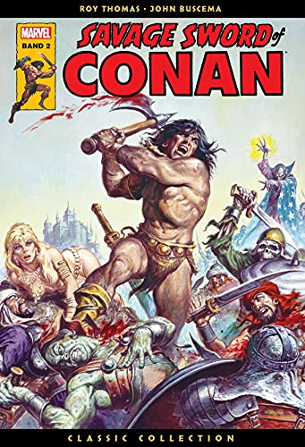 Savage Sword of Conan: Classic Collection: Bd. 2