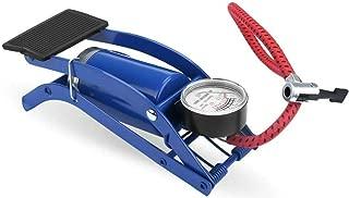 Exseson Portable High Pressure Foot Pump/Air Tyre Inflator/Pump Compressor for Car, Bike, Cycle
