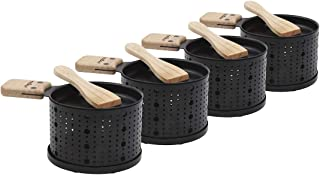 COOKUT - Lumi - Une raclette à la Bougie - Faites Fondre Votre Fromage en 3 Minutes - A Table, Devant la télé ou même en P...