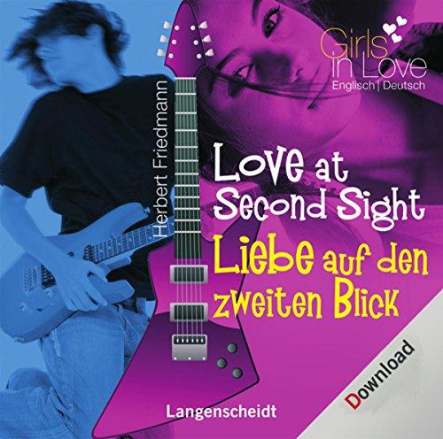 Love at Second Sight (Langenscheidt Girls in Love) Titelbild