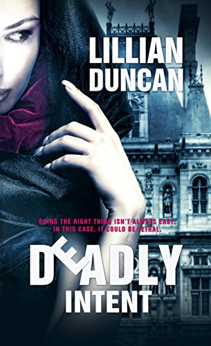 Book: Deadly Intent by Lillian Duncan