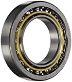 SKF 7215 BECBM Light Series Angular Contact Ball Bearing, Universal Mounting, ABEC 1 Precision, 40° Contact Angle, Open, Brass Cage, Normal Clearance, 75mm Bore, 130mm OD, 25mm Width, 60000.0 pounds Static Load Capacity, 70200.00 pounds Dynamic Load Capacity