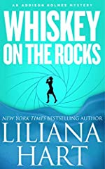 Whiskey On The Rocks (Novella): An Addison Holmes Mystery (Addison Holmes Mysteries Book 5)