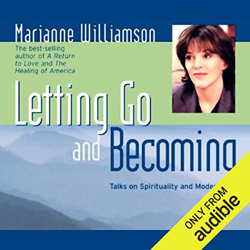 Letting Go and Becoming audiobook cover art
