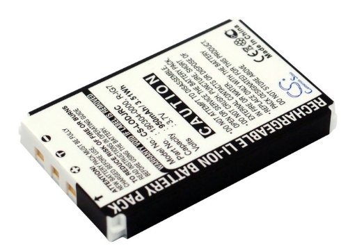 Battery for Logitech Harmony 900 Remote Li-Ion 3.7V 950mAh - 190304-2000, R-IG7, F12440023, K43D, M36B, M41B