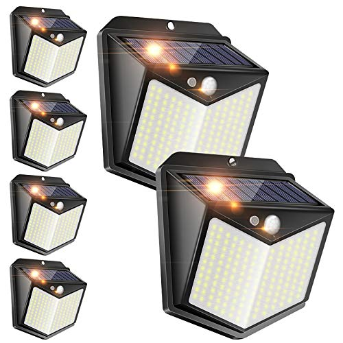 Solar Fence Lights piqiu