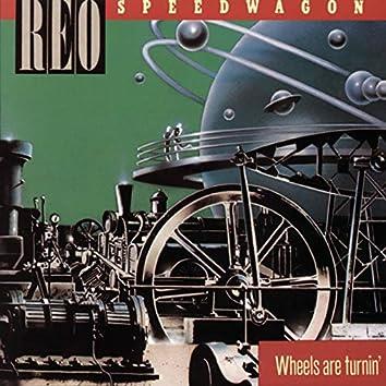 Wheels Are Turnin'
