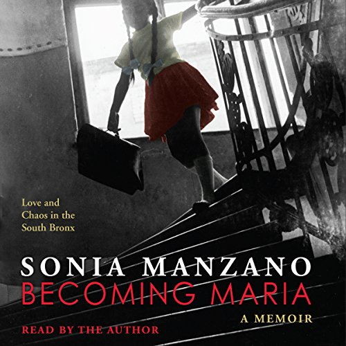 Becoming Maria audiobook cover art
