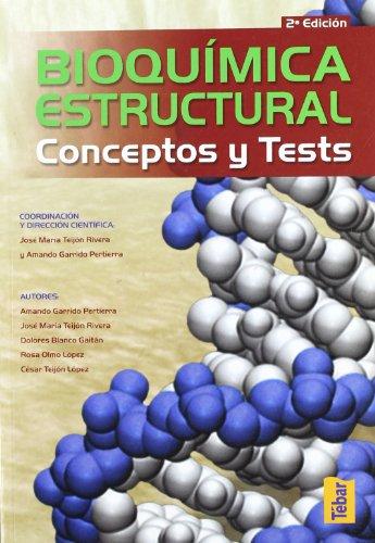 Bioquímica estructural. Conceptos y tests