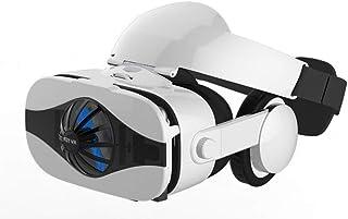 XGVRYG Gafas 3D VR, Gafas VR Auriculares de Realidad Virtual Una máquina VR Ventilador de Casco VR Especial con Lente Ajus...