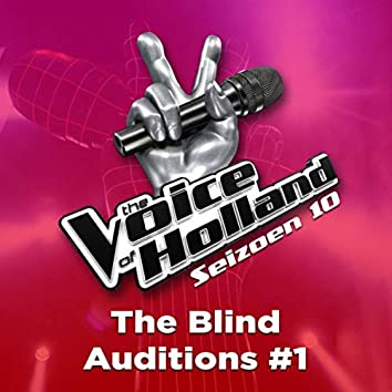 The Blind Auditions #1 (Seizoen 10)