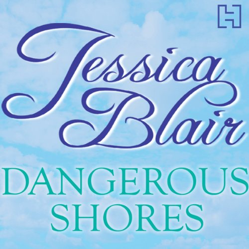 Dangerous Shores audiobook cover art