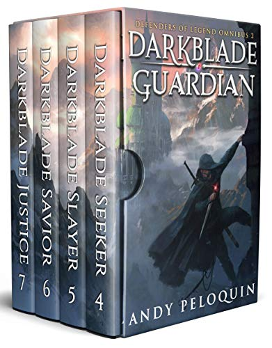 Darkblade Guardian: A Dark Epic Fantasy Adventure (Defenders of Legend Box Set Book 2) (English Edition)