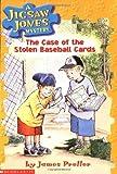 The Case of the Stolen Baseball Cards (Jigsaw Jones Mystery)