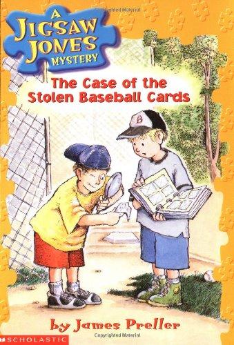The Case of the Stolen Baseball Cards (Jigsaw Jones Mystery)の詳細を見る