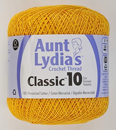 Coats Crochet Klassisches Häkelgarn, 1 p...