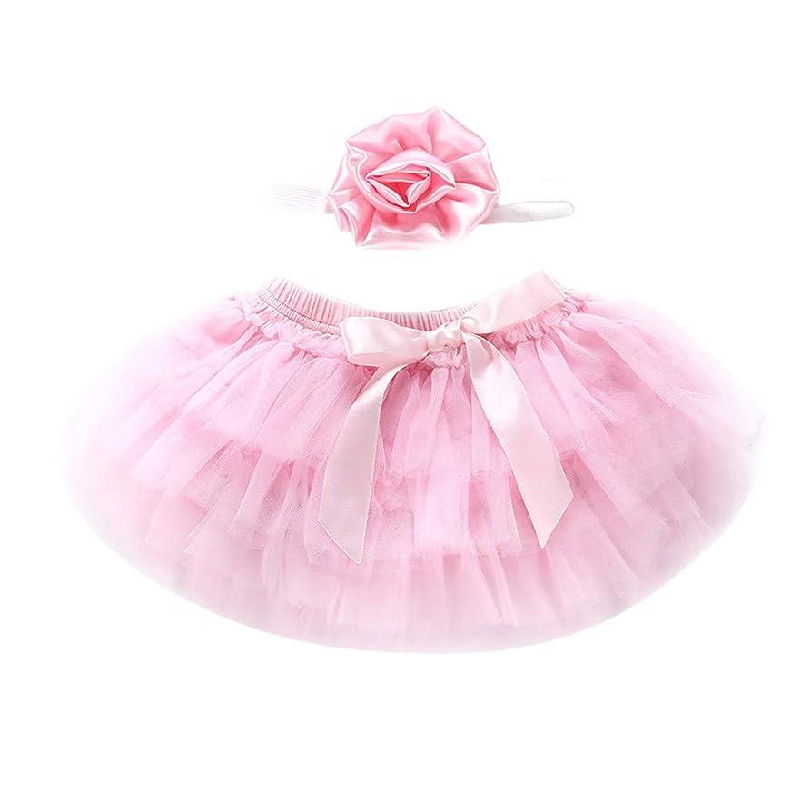 憧れヒョウクラシック生まれたばかりの赤ちゃんの子供女の赤ちゃん弓チュールチュチュスカート+かわいいフラワーヘアバンドセット