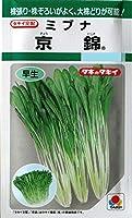 ミブナ タキイ交配 京錦壬生菜 タキイのミブナ種です