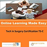 PTNR01A998WXY Tech in Surgery Certification TS-C Online Certification Video Learning Made Easy