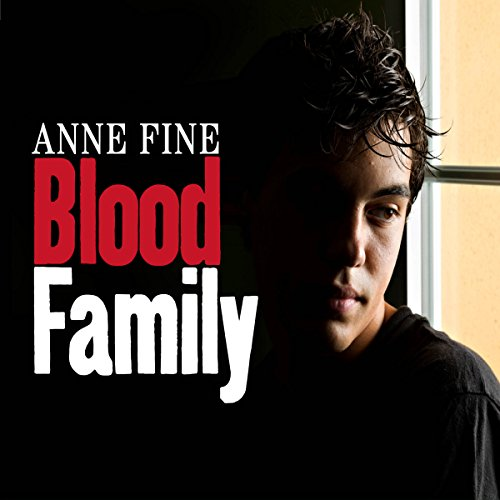 Blood Family audiobook cover art