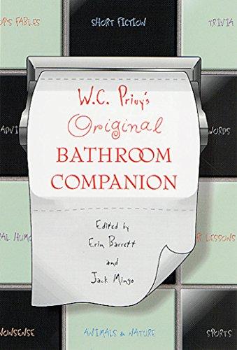 W. C. Privy's Original Bathroom Companion (English Edition)