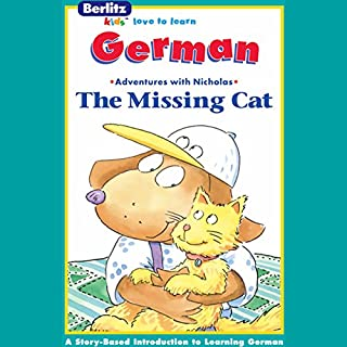 The Missing Cat audiobook cover art