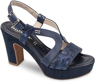 prodotto caldo sentirsi a proprio agio marchi riconosciuti Amazon.it: VALLEVERDE - Sandali / Scarpe da donna: Scarpe e ...