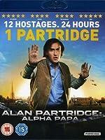 Alan Partridge: Alpha Papa [Blu-ray] [Import]