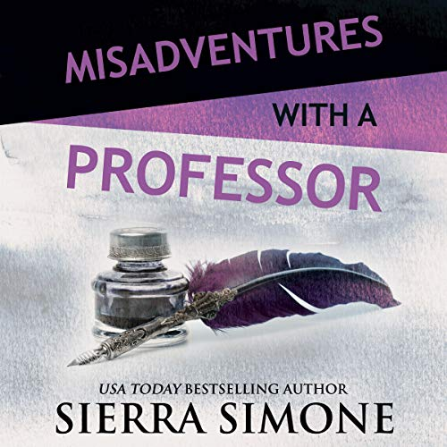Misadventures with a Professor cover art