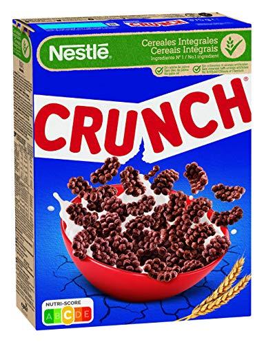 Cereales Nestlé Crunch - 14 paquetes de 375 g
