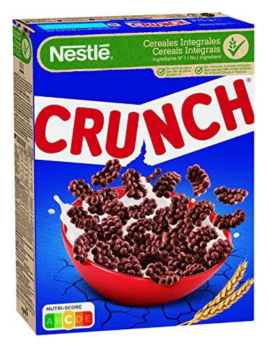 Crunch Cereales de Chocolate, 375g