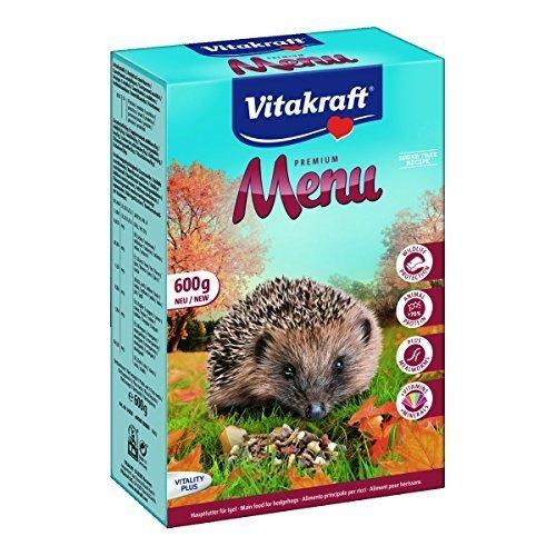 VITAKRAFT - Alimentación para erizo - 600g