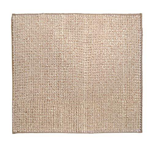 Ridder Fresh badmat, tapijt, mat, polyester, beige, ca. 55 x 50 cm.