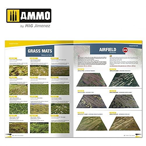 『アモ AMMO カタログ 2021年 プラモデルカタログ AMO-8300』の9枚目の画像