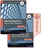 Oxford IB Diploma Programme: IB Mathematics: analysis and approaches, Higher Level, Print and Enhanced Online Course Book Pack (IB Maths Course Books)