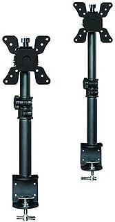 Suporte de mesa ajustável Monoprice 105400 para LCD/LED, preto