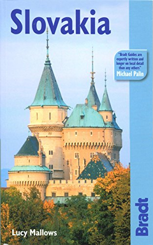 Slovakia: The Bradt Travel Guide