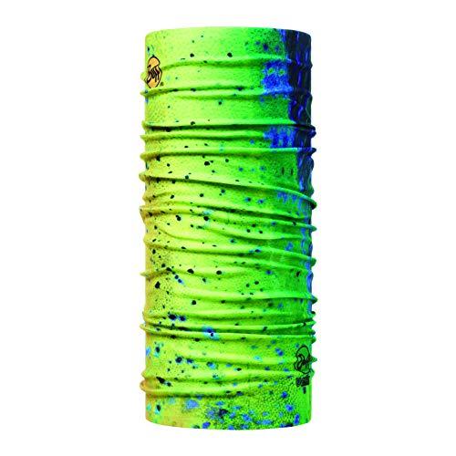 Buff Dorado Tour de Cou Protection Solaire Mixte Adulte, Multicolore, FR Fabricant : Taille Unique
