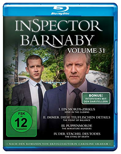 Inspector Barnaby Vol. 31 [Blu-ray]