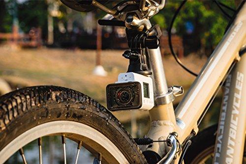 Sony FDR-X3000R 4K Action Cam mit BOSS Live View Remote Fernbedienung – weiß - 26