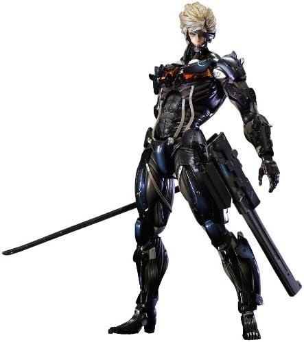 Square-Enix - Metal Gear Rising figuri Factory 35% OFF outlet Play Kai Arts Revengeance