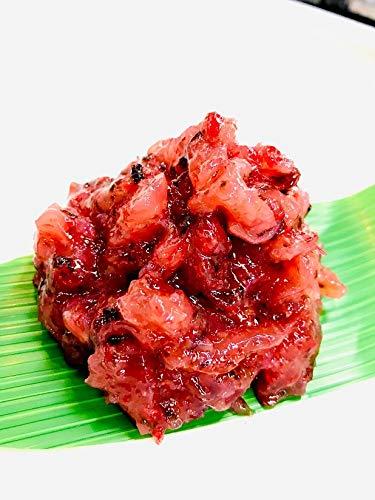 すっぱコリ美味◎【梅くらげ☆業務用300g/PC】国産紀州南高梅を使用!鰹節の旨みを利かせた、食感も豊かな味わい を!