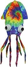 Plush Tie Dye Squid Multicolor Novelty Hat