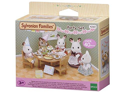 Sylvanian Families - 4269 - Set fiesta de cumpleaños