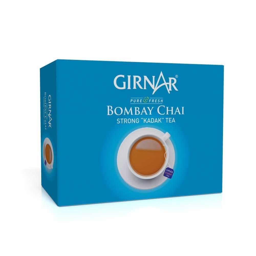 Girnar Bombay Ranking Super popular specialty store TOP11 Chai 100 Bags Tea