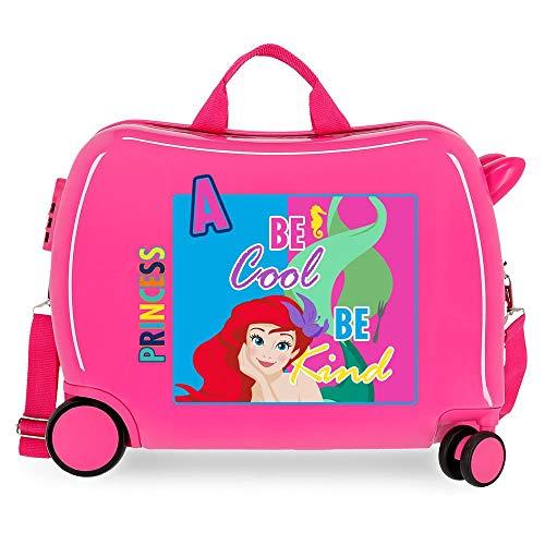 Disney (DIYL9) Attitude Princess infantil, roze (roze)