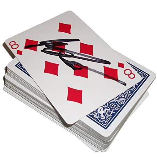 TOP Jumper DVD & Karten Ehrgeizige Karte Zaubertrick Zaubertricks Zaubern Lernen